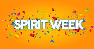Spirit Week has come to an end! Send in your pictures!  Let's celebrate together!
