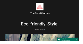 Fighting Fast Fashion in an Eco-Friendly Style.