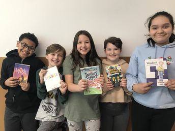 Our Vose Oregon Battle of the Books Champions!