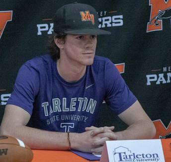 Garrett Leggitt - Baseball @ Tarleton State University