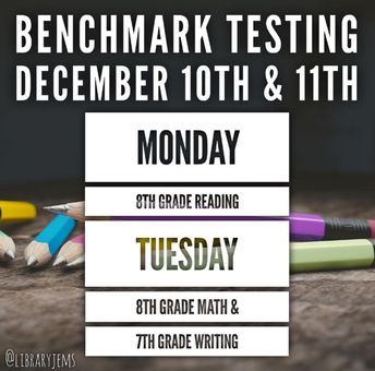 Benchmark Week
