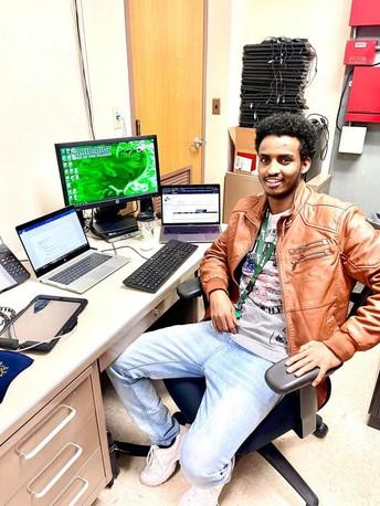 Staff Spotlight: Mustafe Mohamed Abdulahi