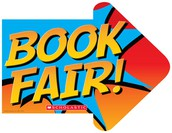 And Don't Forget The Scholastic Book Fair!