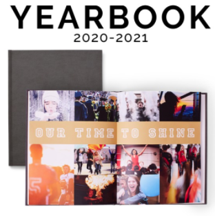 2020-21 Yearbooks are on SALE