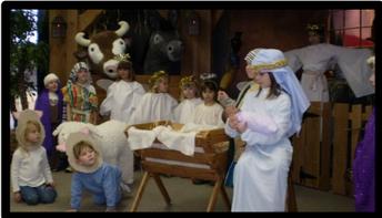 CHRISTMAS EVE NATIVITY PLAY