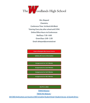 COMMON TWHS HOMEPAGE
