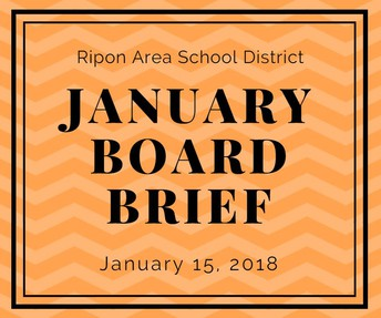 January Board Brief