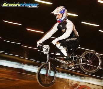Tony during his BMX days