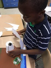 4th Grade Lighthouse Project