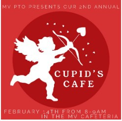 Cupid's Cafe ~ Friday, February 14th