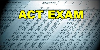 Academy ACT test: RESCHEDULED
