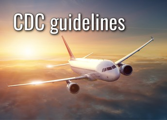 CDC Travel Guideline Information