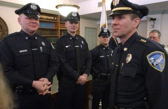 Chief Jay Hester retires after 33 years of service