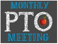 LAST PTO Meeting of the Year!