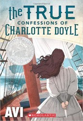 True Confessions for Charlotte Doyle by Avi