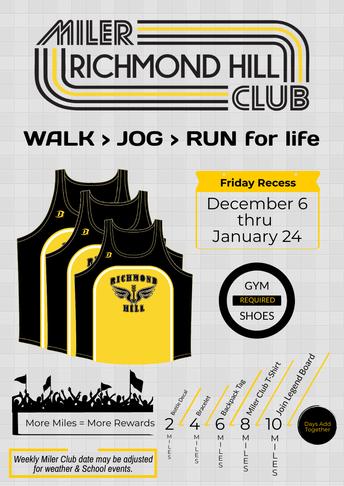 Richmond Hill Miler Club