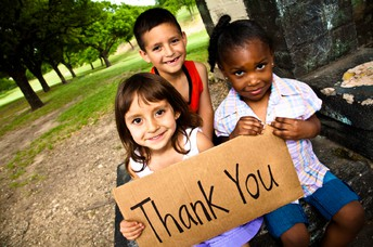 10 Tips for Raising Grateful Kids. How to help kids show (and feel) appreciation from the Child Mind Institute