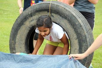 6th & 7th Grade Team Challenge & Mud Run