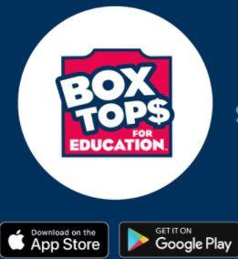 Clipped BOX TOPS at home?!