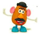 No Tardy Taters Program - Mr. Potato Head