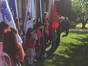 Our Flag Bearers