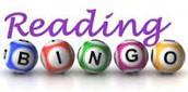 May 11 - Reading Bingo Celebration