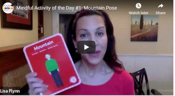 A Daily Yoga Lesson with Lisa Flynn