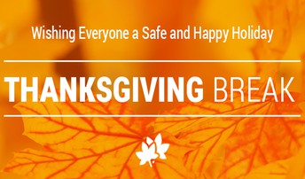 Happy Thanksgiving Panther Nation!