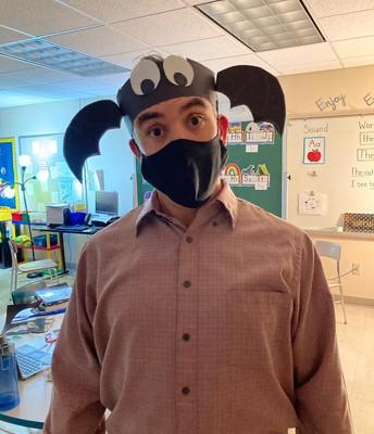 Mr. Duggan?  Batman?