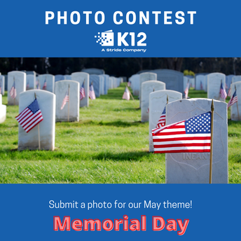 May Photo Contest: Memorial Day!