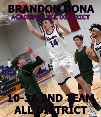 #14 Brandon Dona