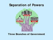 Seperation of Powers: