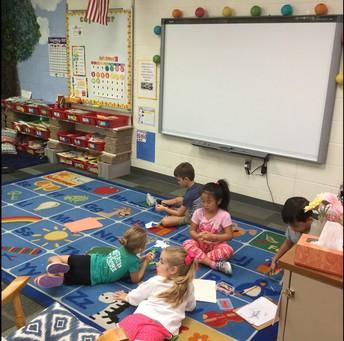 "Meet the Kindergarten Teachers, Make New Friends, and Learn ""How to do School!"""
