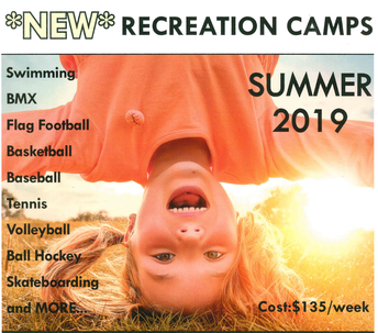 City of Steinbach Summer Day Camps