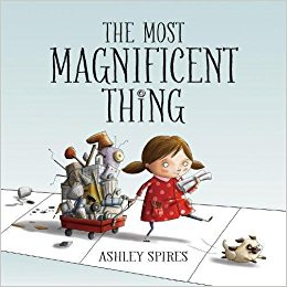 2. The Most Magnificent Thing Giveaway