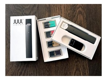 "Typical ""JUUL"" Device"