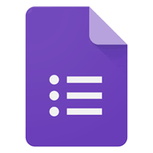 3.  Google Forms
