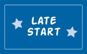 PLC- 2 Hour Late Start-December 13,  2016