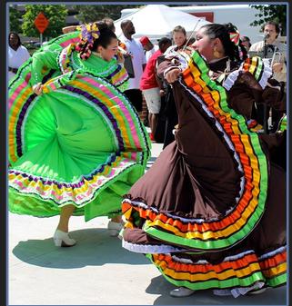 UMS Presents Ballet Folklórica de México