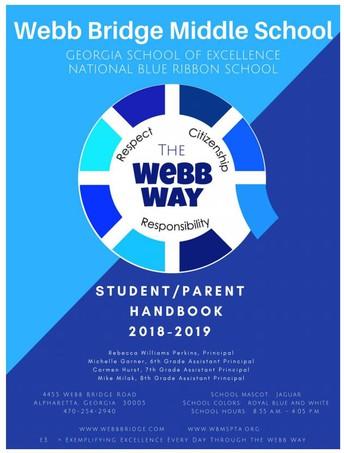 WBMS Student Handbook 2018-2019