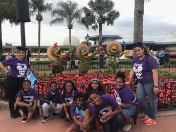 5th Grade Disney Trip