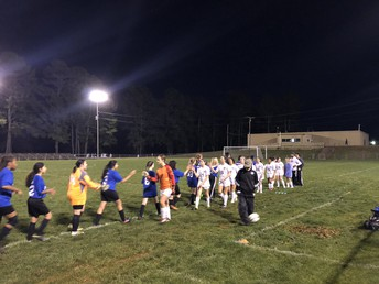 Girls Soccer Wins BIG!