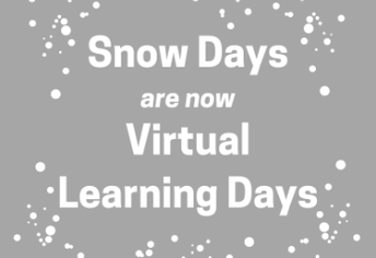 'Snow Days' Are Now Virtual Learning Days
