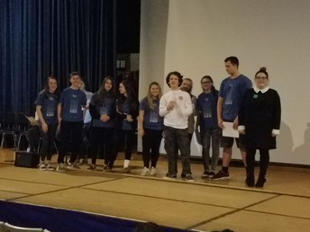 CBSD Middle Schools Honored for Relay for Life Contributions