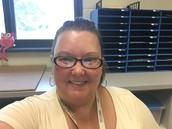 Chrystal Hammer - MS HEA HRT Teaching Assistant