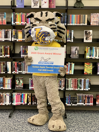 Wildcat's Reading Express receives Michelin Grant