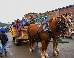 Winterfest in Fairhaven will offer horse drawn carriage rides on Saturdays.