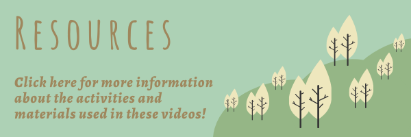 click here for resource information with trees on hill graphic