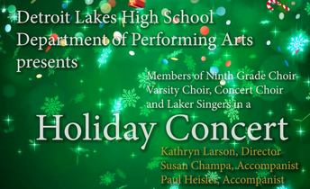 DLHS Holiday Choir Concert