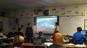 Sharing Social Studies presentations